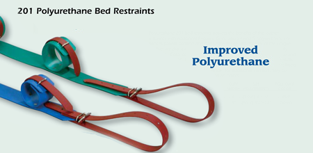 201 Polyurethane Bed Restraints