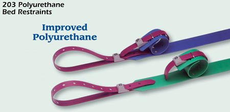 203 Polyurethane Bed Restraints