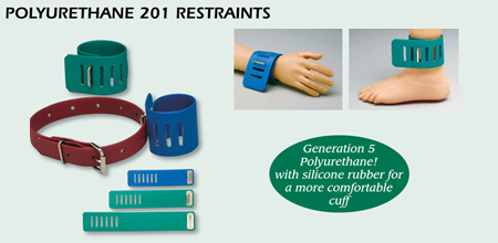 Polyurethane 201 Restraints Options