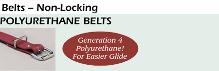 Polyurethane Belts - Non-Locking